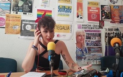 """Sandra Braceli: """"El error en la imagen es todo, en la imperfección lo encuentro"""""""