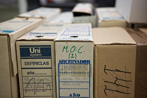 L'Arxiu de la Democràcia rep el fons històric del Moviment d'Objecció de Consciència