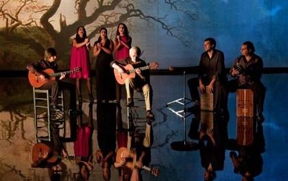 """""""L'audiovisual i el flamenc com a vehicle de comunicació"""" en el cicle de la Seu Universitària d'Alacant"""