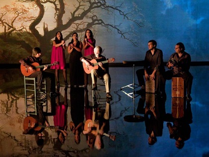 """Nova edició de """"Mundo y Formas del Flamenco"""" a la Seu Universitària Ciutat d'Alacant amb la cantaora Vanessa Teba i el guitarrista Valentín Rosa"""