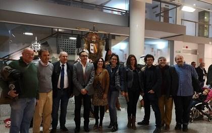 """El Centre Municipal de les Arts inaugura """"75 anys de Festa"""" Moros i Cristians de Sant Blai"""