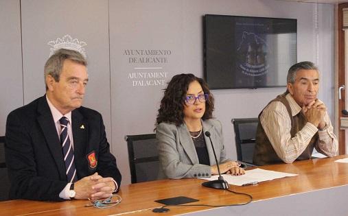 El Ayuntamiento de Alicante presenta el programa de actos para conmemorar el 770 aniversario de la Toma del Castillo de Santa Bárbara