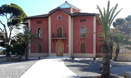 L'alcalde d'Altea anuncia la rehabilitació de la Casa Gadea