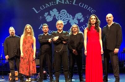 """Luar Na Lubre, el grupo más destacado del folk gallego, presenta en Altea este sábado su último trabajo musical dedicado a la """"Ribeira Sacra"""""""