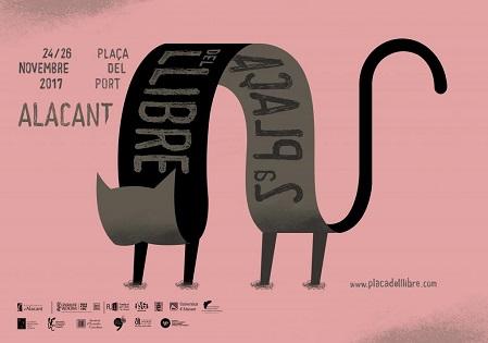 Plaça del Llibre d'Alacant: a debate un evento cultural esencial tildado de independentista o viceversa
