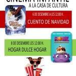 Cine infantil en la Casa de Cultura de Callosa d'en Sarrià