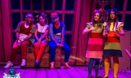 Teatre musical per a tota la família amb les cançons de Disney, en l'Aula d'Alacant