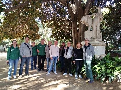 Visita guiada a los Jardines a Villa Marco de El Campello