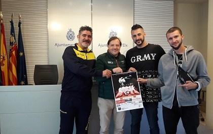BREAK IT SPAIN. Campeonato Nacional de Breakdance en Elche