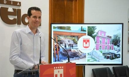 L'Ajuntament d'Elda impulsa la transformació de la Casa Colorá en un centre d'interpretació del Patrimoni i recepció de visitants