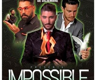 """La regidoria de joventut de Finestrat organitza l'espectacle de Màgia """"Impossible"""" per al diumenge 30 de desembre"""