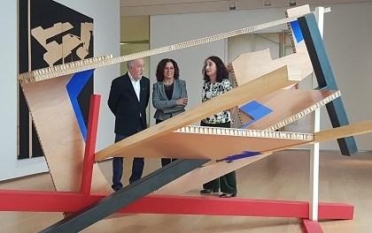 El MACA presenta la nova exposició de la Col·lecció Fundació Caja Mediterráneo