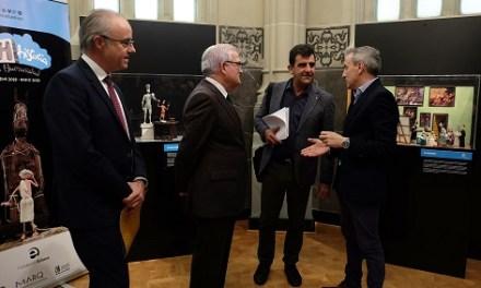 La nova exposició MARQ proposa un original viatge per la història de la humanitat a través de figures de plastilina