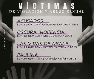 Filmoteca Sant Joan d´Alacant programa un ciclo dedicado a las víctimas de violación y abuso sexual