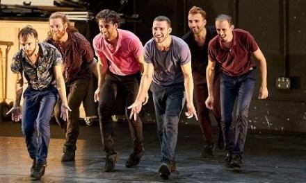 """""""La maldición de los hombres Malboro"""", danza contemporánea en el Teatro Chapí"""