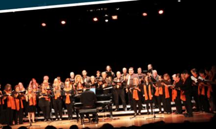 Concert de Nadal amb la Coral de la Universitat d'Alacant al Teatre Calderón d'Alcoi