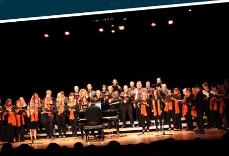 Concierto de Navidad con la Coral de la Universidad de Alicante en el Teatro Calderón de Alcoy