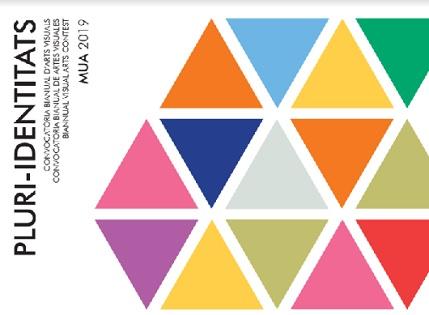 """El MUA lanza una nueva convocatoria bianual de Artes Visuales: """"Pluri-identitats 2019"""""""