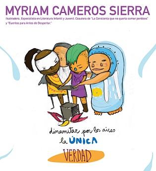 La artista Myriam Cameros imparte un taller de ilustración y una conferencia en la UMH