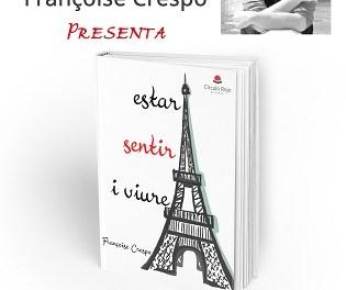 Françoise Crespo presenta este viernes en Xàbia su poemario «Estar, sentir i viure»