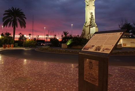 El Ayuntamiento de Alicante pone en valor los restos encontrados del baluarte de San Carlos