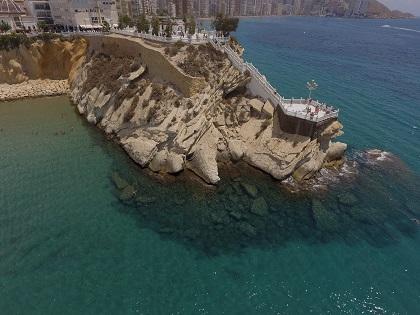 Benidorm remet a Conselleria el projecte d'excavació i musealización del Castell