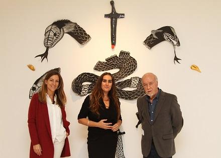 """La Fundació Caja Mediterráneo presenta a Alacant l'exposició """"Anatomía de un mito"""" de Susana Guerrero"""