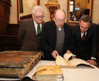 La Diputación de Alicante se compromete a restaurar el órgano renacentista de la Concatedral de San Nicolás