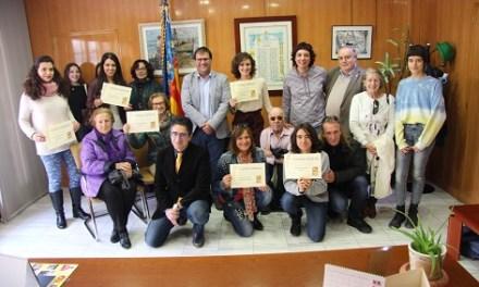 Lliurament de Premis del XVI Concurs de Literatura Jove de El Campello