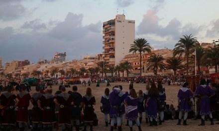 Les Festes de Moros i Cristians i el Desembarcament del Campello obtenen l'Interès Turístic Provincial