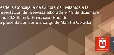 La Fundació Paurides d'Elda acull aquest dimecres la presentació de la 61a edició de Alborada