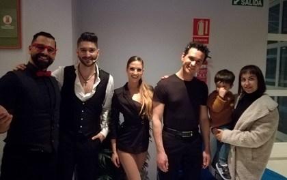 """Éxito de público en el espectáculo de magia """"Impossible"""" de Finestrat"""