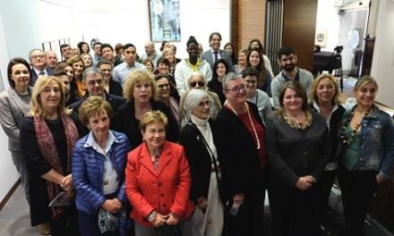 La Declaración de Derechos Humanos reivindicados desde el sector de la cultura de Alicante