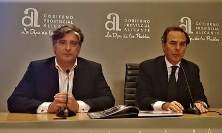 """Martín Sanz: """"García Solera es genio y figura. Crítico y autocrítico y no por esto quiere menos a Alicante"""""""