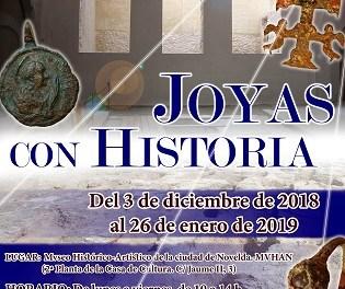 Joyas con Historia en el Museo Histórico-Artístico de Novelda