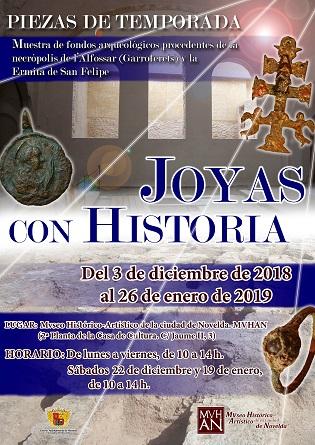 Joies amb Història en el Museu Històric-Artístic de Novelda