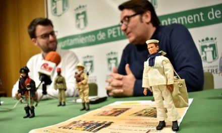 Los Madelman celebran sus 50 años con una exposición en el Forn Cultural de Petrer