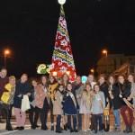 La magia de la Navidad inunda las calles de Pinoso