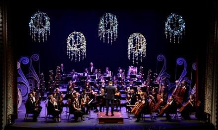 El Teatre Chapí de Villena finalitza 2018 amb un gran concert de cap d'any