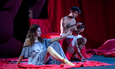 El Imperio Romano conquista el Teatro Principal.  Nerón llega a Alicante