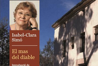 Isabel-Clara Simó presenta la nueva edición de su libro «El Mas del Diable» en el Campus de la UA en Alcoy