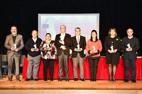 Villena es bolca en la 25 edició del lliurament de premis de la Fundació José María Soler