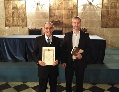 """Una tesis sobre """"Las fiestas de moros y cristianos de Villena"""" de la UA recibe el reconocimiento de la Real Academia de Cultura Valenciana"""