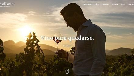 Vinos Alicante DOP estrena nueva web.