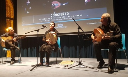 Parar la guerra con la música de Gani Mirzo Band en Alicante