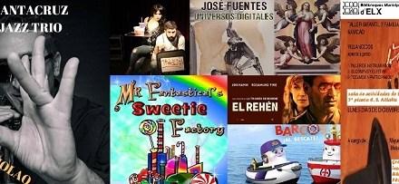 Santacruz Jazz Trio en La Llotja de Elche