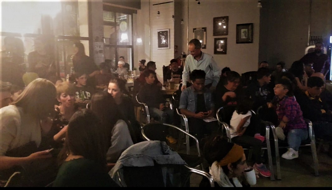 1, 2, 3… Poetry Slam Alicante