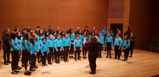 """""""Contrastes y Matices"""", un concert coral excepcional en el ADDA"""