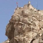 El Castillo de Santa Bárbara recibió el Premio Archival 2018 Comunitat Valenciana