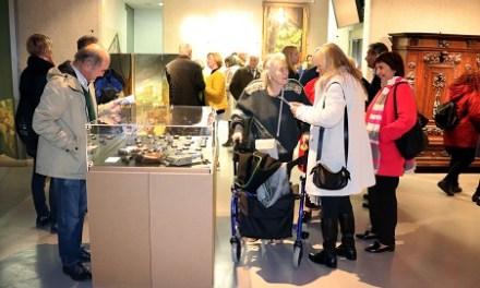 Más de 7.600 personas han visitado la muestra en Benidorm que recoge parte del patrimonio legado por la coleccionista frances Cristina Boissiè